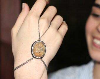 Turkish Sahmeran Bracelet , Turkish Jewelry