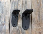 Small Cast Iron Simple Shelving Bracket Shelf Supports