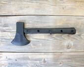 Cast Iron Axe Key Rack, Key Holder For Wall