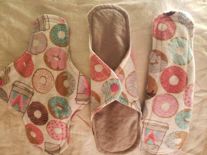 Set of 3 Regular Flow Cloth Pads