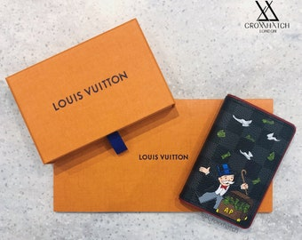 new products 41807 145e3 Louis vuitton card holder | Etsy