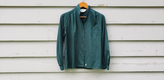 90s Vintage Nordstrom Shirt Size Medium - Simple M