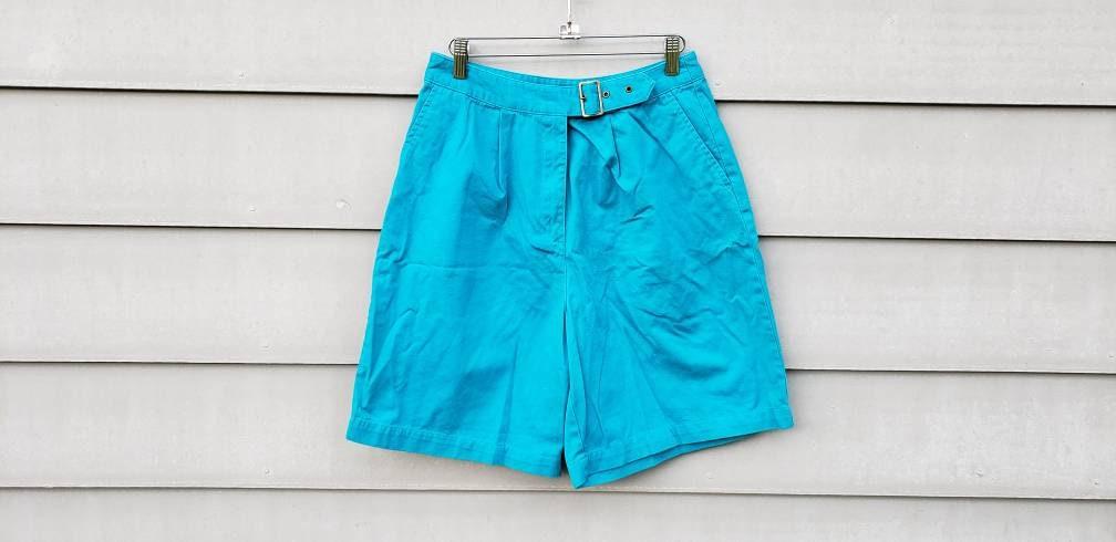 Arizona Jean Co Women/'s Bermuda Shorts Darkest Sky Blue Size 9 NEW W Tags