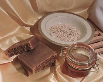 Goat's Milk, Oatmeal & Honey Soap