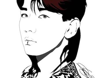 Baekhyun sticker