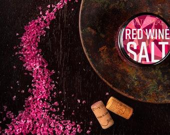 Red Wine Salt
