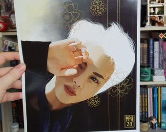 White Hair Jin