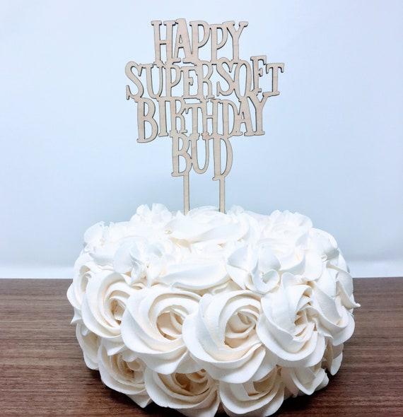 Brilliant Letterkenny Supersoft Birthday Cake Topper Funny Birthday Etsy Funny Birthday Cards Online Necthendildamsfinfo