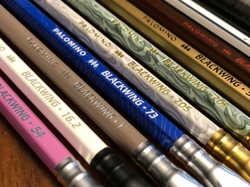 17 Limited Edition Pencils Palomino Blackwing Volumes Complete Collection