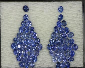 17.97CTSWonderful Top luster 100% Natural Super Blue SAPPHIRE -loose gemstone