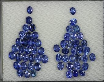 16.27CTSWonderful Top luster 100% Natural Super Blue SAPPHIRE -loose gemstone