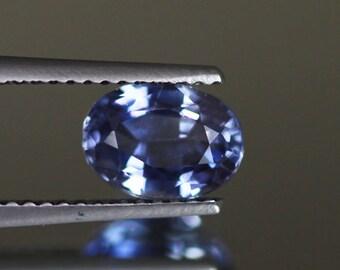 1.69CTSWonderful Top luster 100% Natural Super Blue SAPPHIRE -loose gemstone