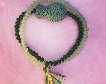 Fish bracelet.