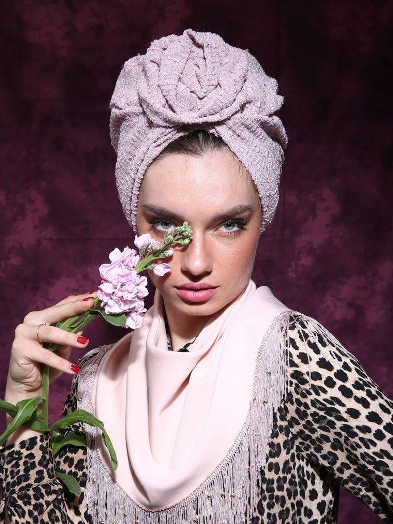 cercare consegna gratuita orologio Turbans head wraps womens head covering cappelli vintage | Etsy
