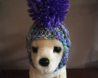 Crochet Dog Hats Etsy