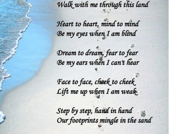 """Poetry/print, Digital download, """"Step by """"Step"""""""