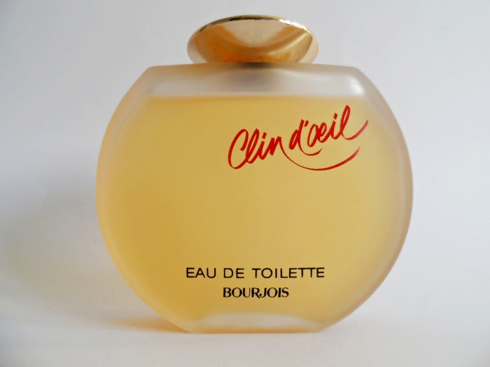 Bourjois France Clin Doeil Old Vintage Parfum Formula Original 150 Ml Eau De Toilette Edt 90 Percent Full