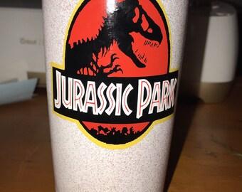 Jurassic Park Cup Etsy