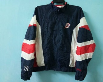 Rare!!! Yankees NY Windbreaker