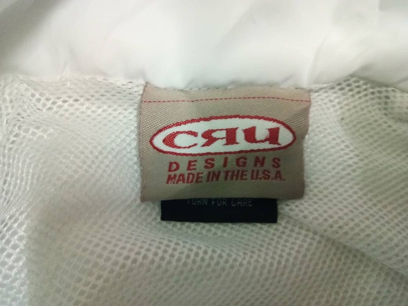 CRU Design Sweater Jacket Vintage!!