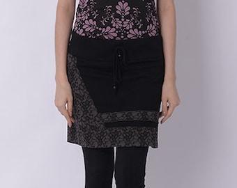 Bohemian style, Festival Skirt, Office Skirt, Casual Wear, Beach Wear