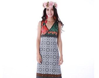 Maxi Dress, Long Dress, Cotton Dress, Summer Dress, Sun Dress