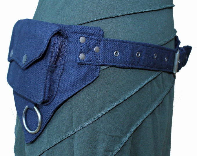 Pocket Belt , Fanny Pack , Utilty Belt , Festival Fashion
