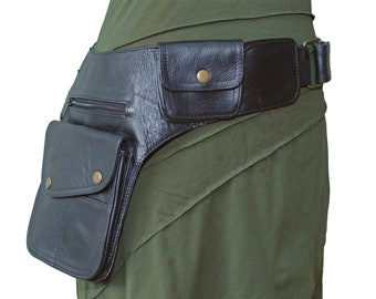 Pocket Belt , Fanny Pack , Utility Belt , Festival Fashion