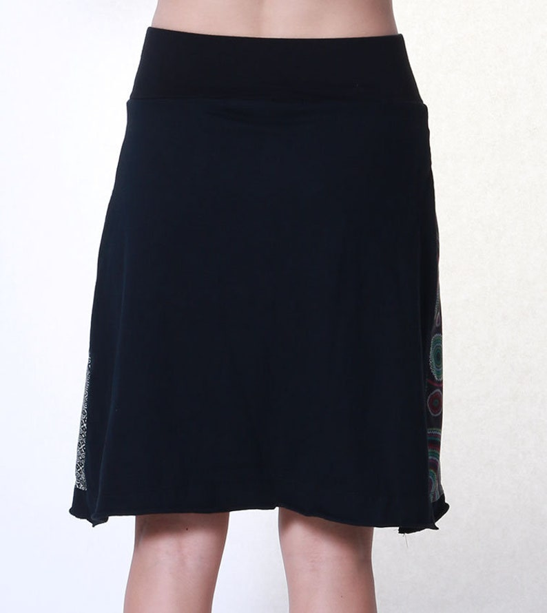 Summer Skirt Festival Skirt Office Skirt Beach Wear Fun Skirt Bohemian style