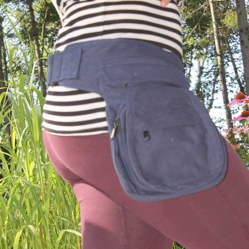 Pocket Belt Festival Fashion Utilty Belt Fanny Pack