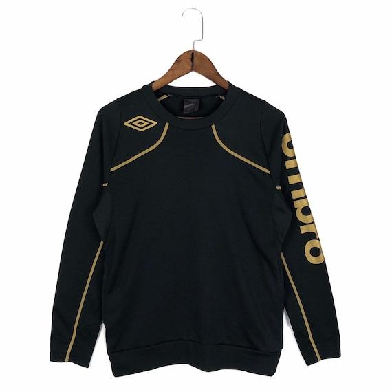 Vintage Umbro Sweatshirt Crewneck Big Logo Made In