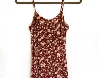 Vintage 90's midi dress