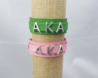 Leather Bracelet-AKA