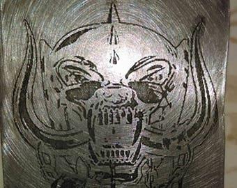 Motorhead Metal Patch