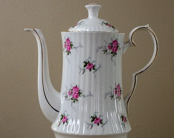 Princess House Hammersley Coffee Pot