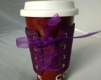 Coffee Cup Corset