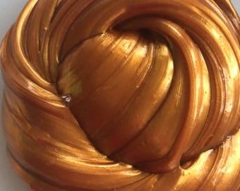 Golden Caramel Swirl