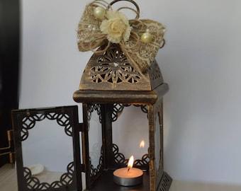 Set 2 Rustic Wedding Latern Wedding Centerpiece,Candle Lantern,Beach Wedding Decor,moroccan lanternрWedding Lighting, Rustic Wedding