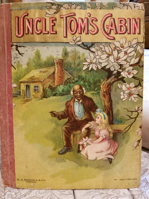 Uncle Tom S Cabin 182 M A Donoghue And Company C 1900