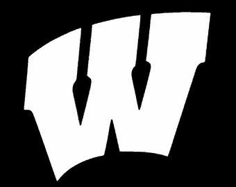Wisconsin Badgers Sign - UW Madison - Wisconsin Gift - Graduate