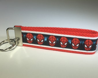 Spiderman Key Chain / Key Fob