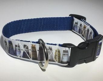 "Doctor Who Dalek 1"" Medium Dog Collar"