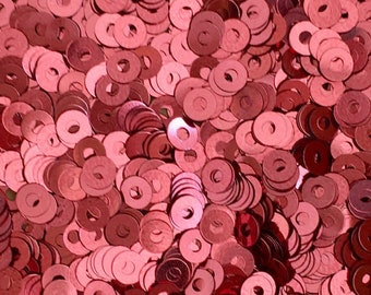 20% RECYCLED PET SEQUINS   3mm Circles   5 grams   3,000+ Sequins