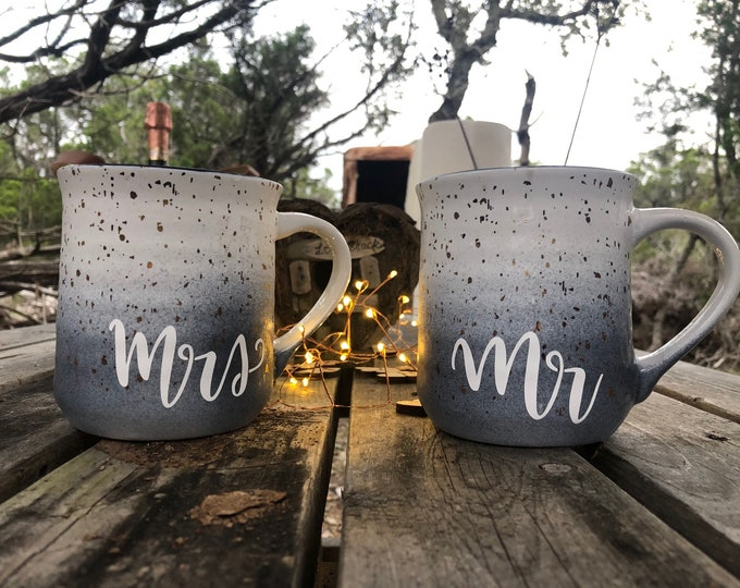 Featured listing image: Coffee For Two, Personalized Mugs