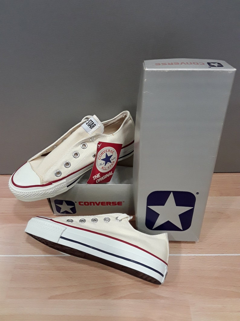 730a0fc90b83 ALL STAR Converse NEW Chuck Taylor Made in U.S.A. vintage