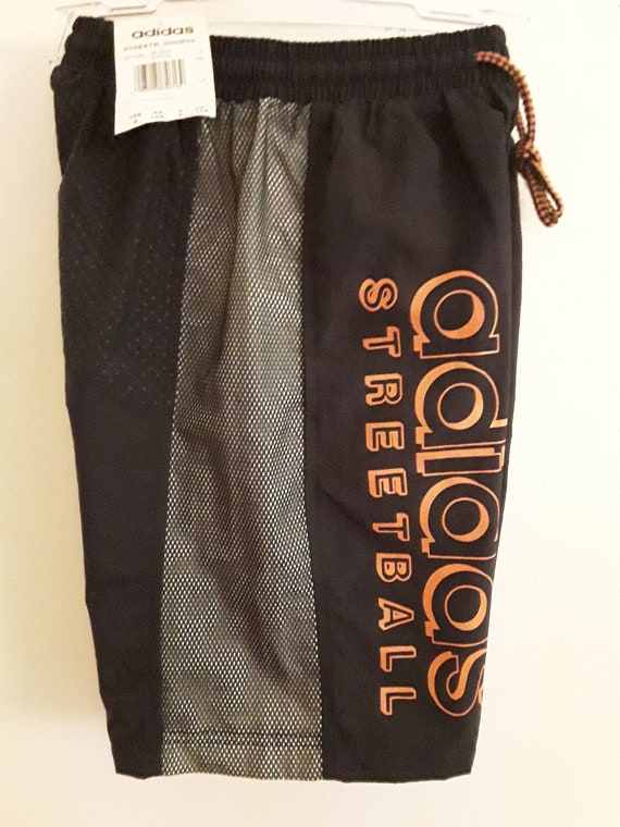 the latest 2ec77 c5050 adidas NEW with tags still on vintage shorts junior basketball   Etsy