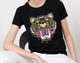 92c544530cdf Kenzo Tiger T-Shirt