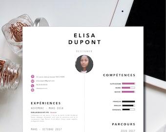 Custom resume production