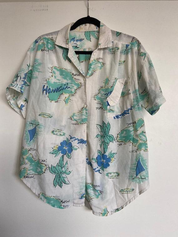 Vintage Hawaii Hawaiian shirt