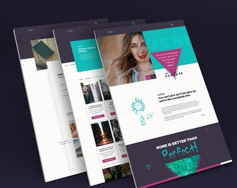 Jennifer Writer/Personal Blog PSD Template is a creative blog PSD template specially designed for writers&bloggers.